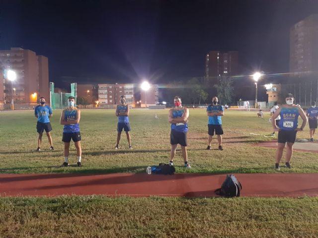 Nacional Absoluto y regionales sub20 y sub 18 para UCAM Atletismo Cartagena - 5, Foto 5