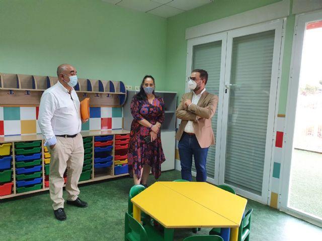 Este lunes, 13 de septiembre, ha reabierto sus puertas el Centro de Atención a la Infancia (CAI) de La Hoya para el curso 2021/2022 - 2, Foto 2