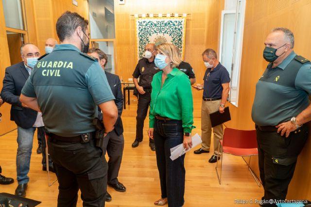 Una media de 310 agentes al día participarán en el dispositivo de seguridad durante las fiestas de Carthagineses y Romanos - 1, Foto 1