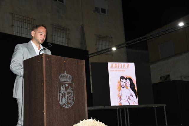 El autor calasparreño Antonio Jesús Martínez presenta su nuevo libro JUNTO A TI - 1, Foto 1