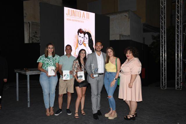 El autor calasparreño Antonio Jesús Martínez presenta su nuevo libro JUNTO A TI - 3, Foto 3