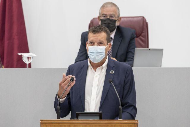 El PSRM critica que el PP rompa el consenso de la Ley del Mar Menor para proteger a los que están contaminando la laguna - 1, Foto 1