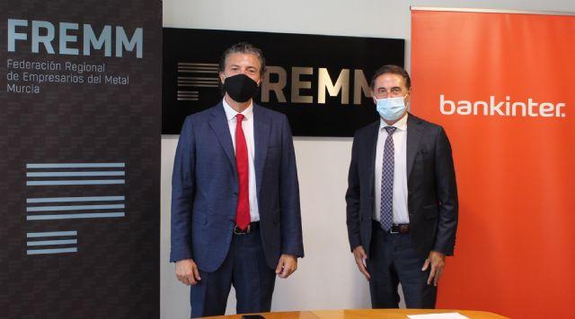 Bankinter ofrece a las empresas de FREMM financiación y asesoramiento para acometer proyectos europeos - 1, Foto 1