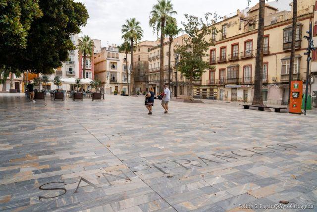 Urbanismo apuntalará y saneará un edificio de la calle Jabonerías por la inacción de los propietarios - 1, Foto 1