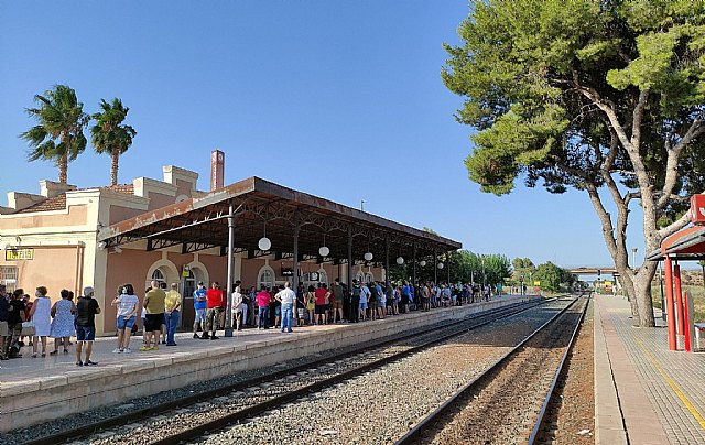 El GP Ciudadanos denuncia que no hay ni un solo criterio objetivo que avale el cierre ferroviario, Foto 1