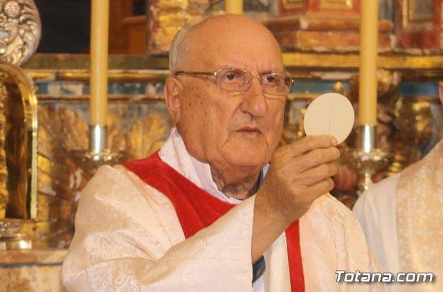 [Fallece el sacerdote totanero Don Cristobal Guerrero a los 93 años