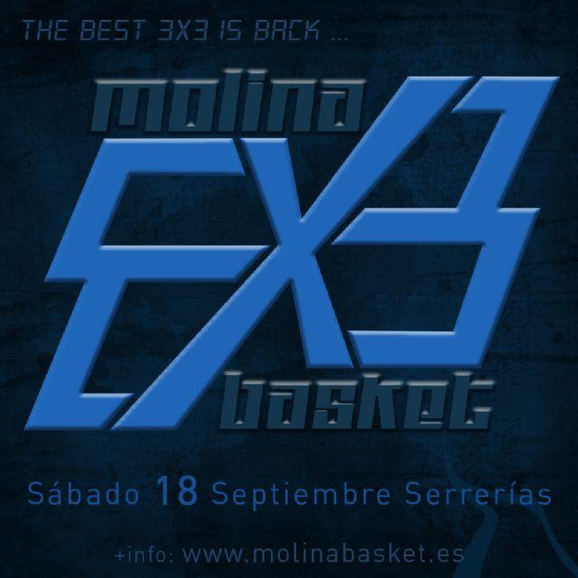 3x3 MOLINA BASKET - 1, Foto 1