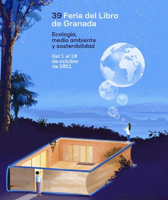 La 39ª edición de la Feria del Libro de Granada presenta cartel y su nueva web que por primera vez incluye emisiones en streaming - 1, Foto 1
