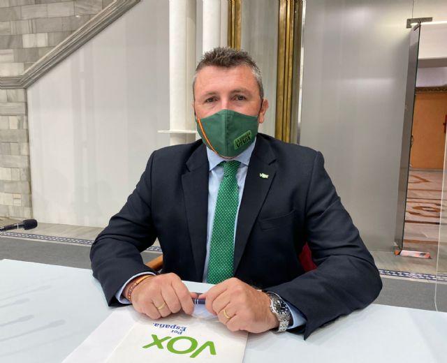 VOX vota en contra de la ley