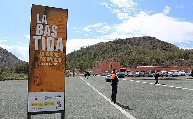 Se adjudica el Servicio de Vigilancia en el yacimiento arqueológico de La Bastida del 25 de octubre al 31 de mayo de 2022, Foto 1