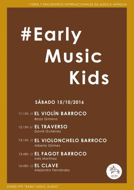 Presentación del Festival Early Music Aledo - 1, Foto 1