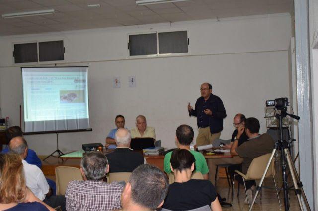Intenso y amplio debate sobre la revisión del PGMO de Aledo - 2, Foto 2