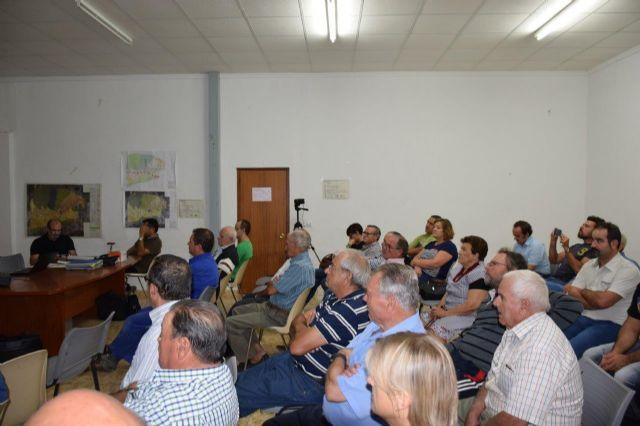 Intenso y amplio debate sobre la revisión del PGMO de Aledo - 4, Foto 4