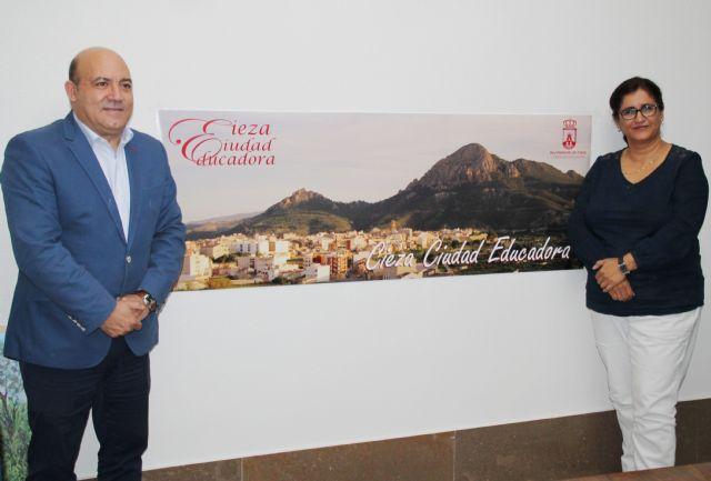 Presentan el proyecto 'Cieza Ciudad Educadora' con el que el municipio se convertirá en agente educativo - 1, Foto 1
