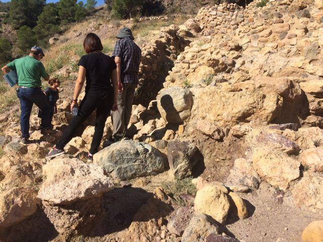 Se adjudican las obras de emergencia para la conservación y rehabilitación del yacimiento de La Bastida, Foto 2