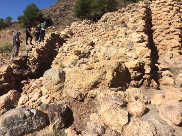 Se adjudican las obras de emergencia para la conservación y rehabilitación del yacimiento de La Bastida, Foto 3