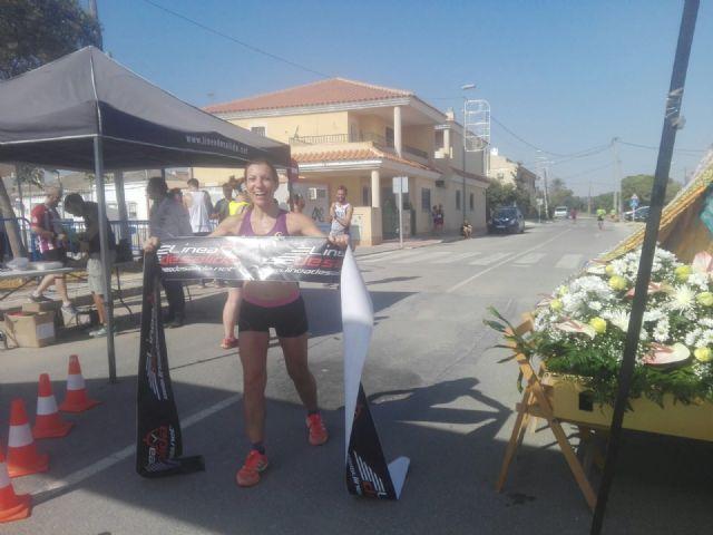 Alicia Rubio del CA Torre-Pacheco y Moisés Meroño del CD 30740 conquistan la Ruta de las Hortalizas - 1, Foto 1
