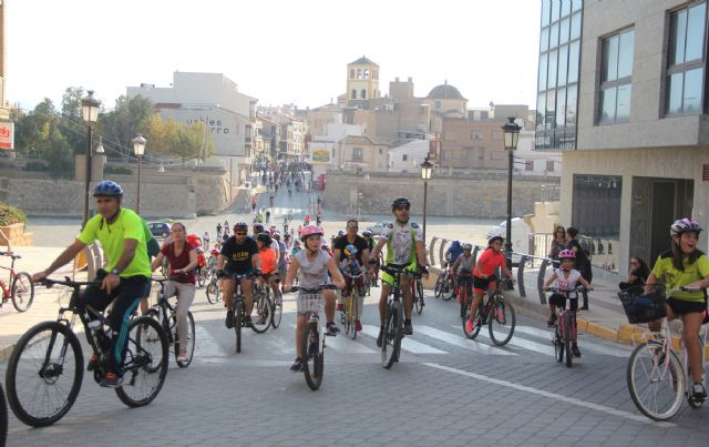 'En forma pedaleando' llega a una nueva edición con más de 400 participantes - 2, Foto 2