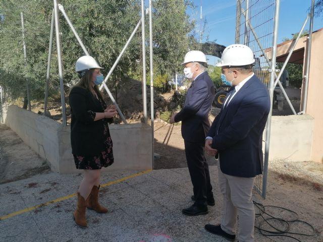 Educación inicia las obras de ampliación del colegio San José de Las Torres de Cotillas - 2, Foto 2