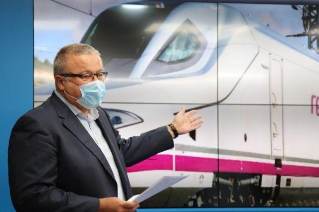 Bernab�: El Gobierno de S�nchez ya no tiene excusas para que no se ejecuten en 2021 todas las reivindicaciones hist�ricas de la Regi�n en materia de infraestructuras y transportes, Foto 1