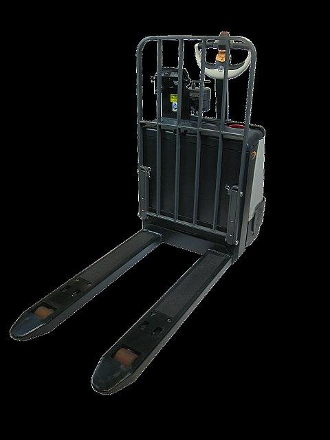 Fomentan la prevención en el manejo de carretillas elevadoras y transpaletas - 2, Foto 2