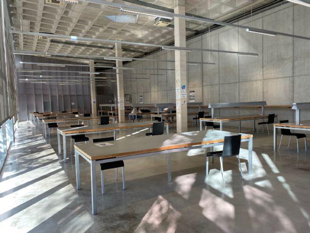 La Biblioteca Pública Municipal y la Sala de Estudio de Torre Pacheco abren al público - 3, Foto 3