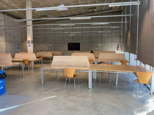 La Biblioteca Pública Municipal y la Sala de Estudio de Torre Pacheco abren al público - 4, Foto 4