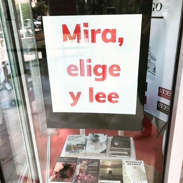 La Biblioteca Salvador García Aguilar de Molina de Segura facilita el préstamo de libros con los escaparates Mira, elige y lee desde los que muestra su fondo bibliográfico - 2, Foto 2