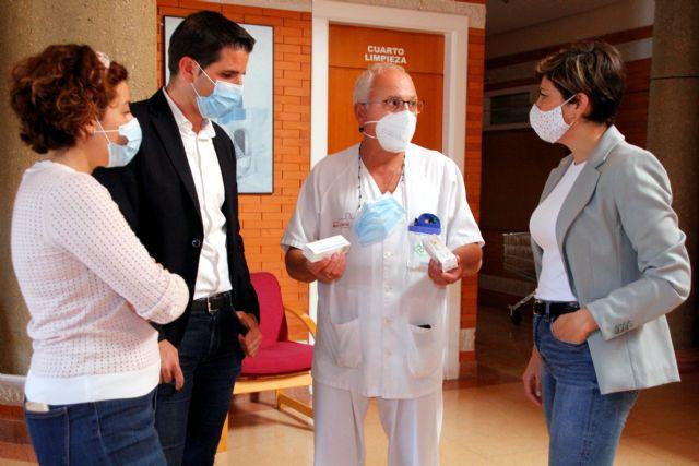 El centro de mayores de Santomera servirá como punto de vacunación contra la gripe - 2, Foto 2