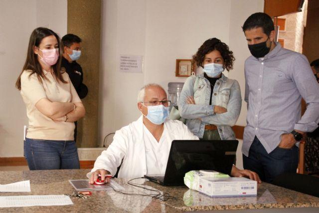 El centro de mayores de Santomera servirá como punto de vacunación contra la gripe - 3, Foto 3