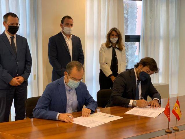 La Fundación Séneca y el Centro Tecnológico Nacional de la Conserva y la Alimentación amplían su colaboración - 2, Foto 2