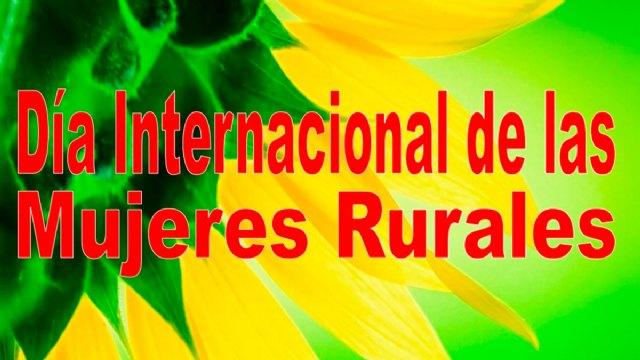 La Concejalía de Mujer informa de la conmemoración del Día Internacional de las Mujeres Rurales - 1, Foto 1