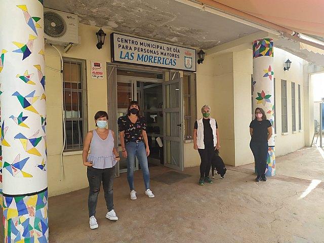 El Ayuntamiento de Cieza se suma de nuevo a la lucha contra el cáncer - 1, Foto 1