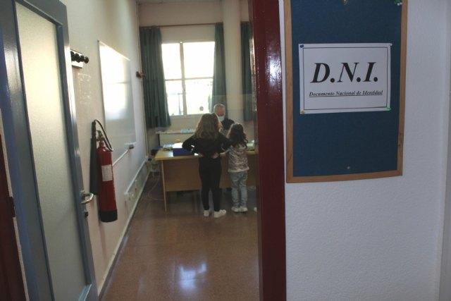 Retoman el servicio móvil de expedición del DNI en Totana, mediante cita previa - 2, Foto 2