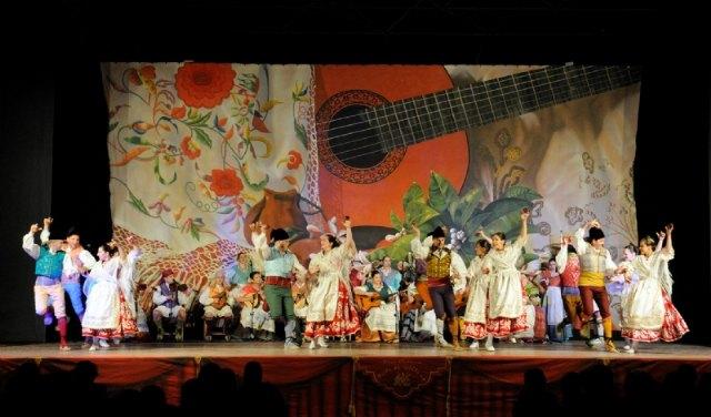El Ayuntamiento renueva su colaboración con el Grupo Folklórico Villa de Alhama - 1, Foto 1