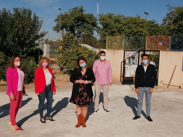 Obras de ampliación del Colegio Público San José - 1, Foto 1