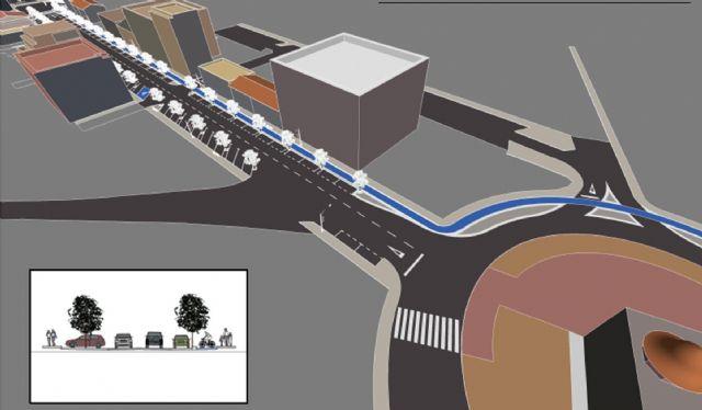 Adjudicadas las obras de remodelación de la avenida de la Asunción - 1, Foto 1