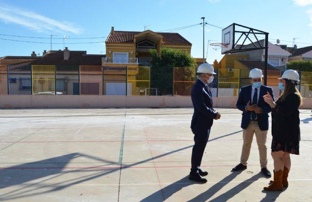 Comienza la ampliación del colegio San José, que beneficiará a unos 500 alumnos - 1, Foto 1