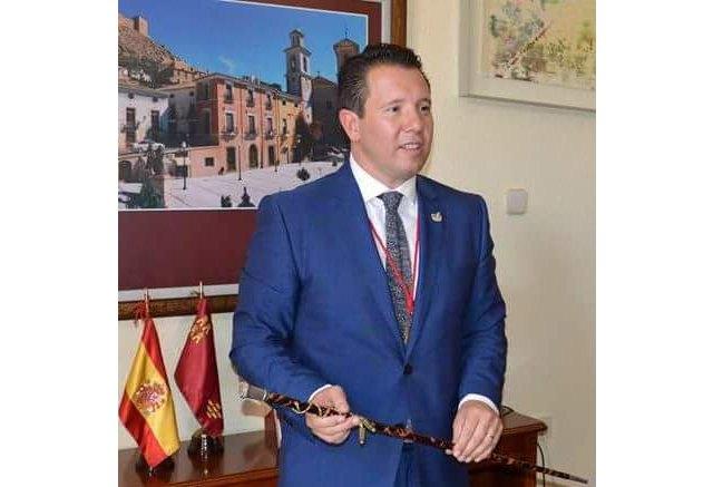 El alcalde de Mula, Juan Jesús Moreno, positivo por Covid-19 - 1, Foto 1