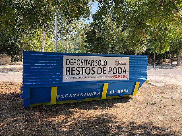 Los socialistas proponen instalar contenedores especiales para la recogida de la poda de los pequeños agricultores de archena - 1, Foto 1