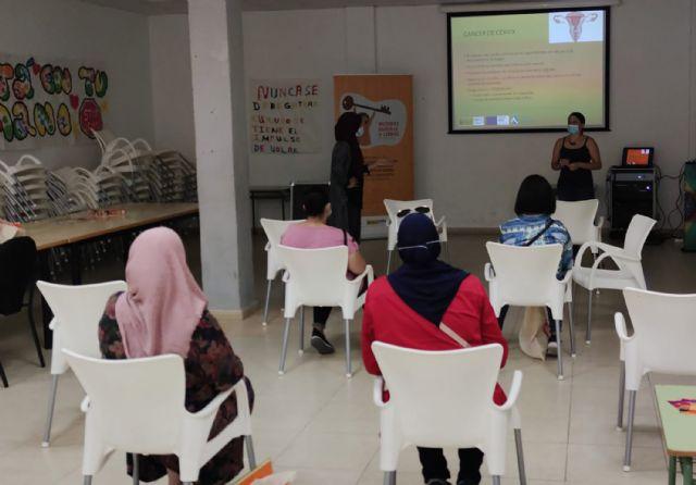 Comienzan en el barrio del Carmen los talleres de concienciación sobre violencia de género para población inmigrante - 2, Foto 2