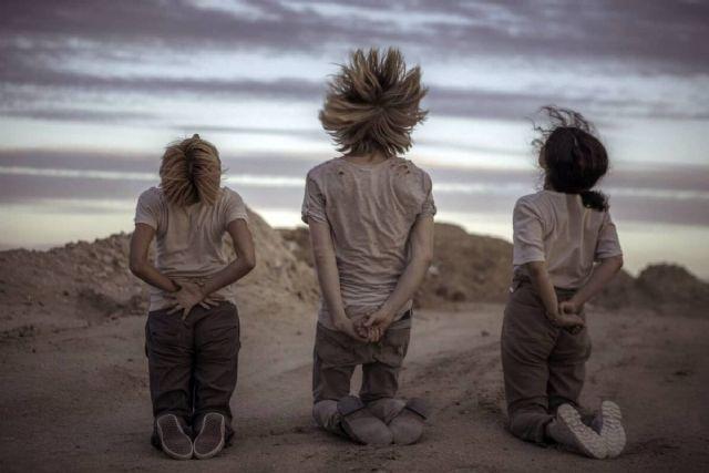 La compañía Hurycan muestra en el Centro Párraga su espectáculo inclusivo de danza contemporánea 'Tus extremos' - 1, Foto 1