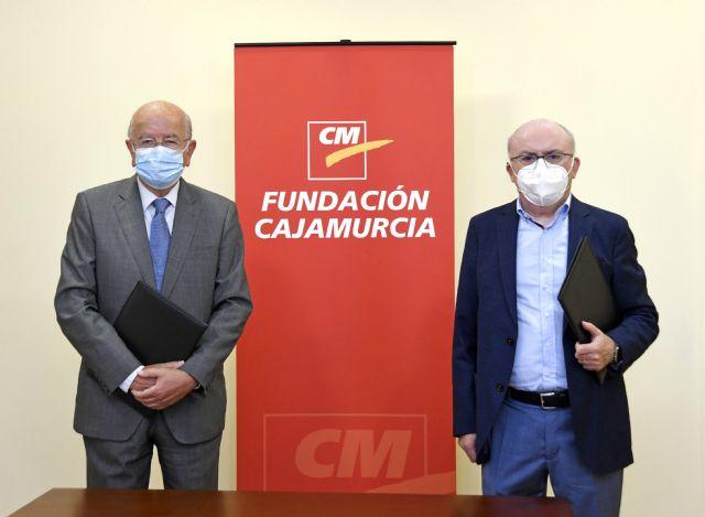 La Fundación Cajamurcia reafirma su compromiso con Cáritas - 1, Foto 1