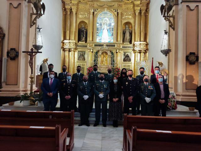 La Guardia Civil de Bullas conmemora su día - 1, Foto 1