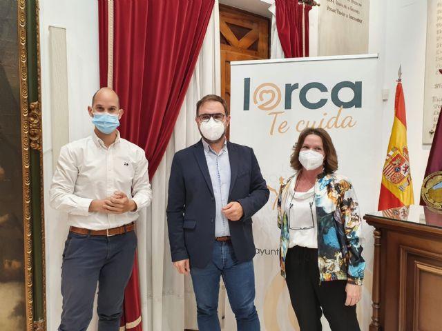 Lorca afianza su compromiso con la mejora de la calidad de vida de los ciudadanos con la adhesión a la Estrategia de Promoción de la Salud y Prevención del Sistema Nacional de Salud - 1, Foto 1