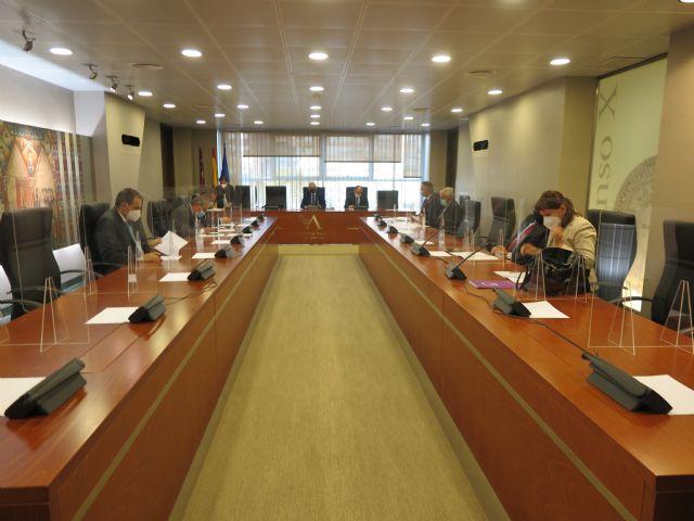 Comparecencia de López Miras para responder a las preguntas de los portavoces parlamentarios - 1, Foto 1