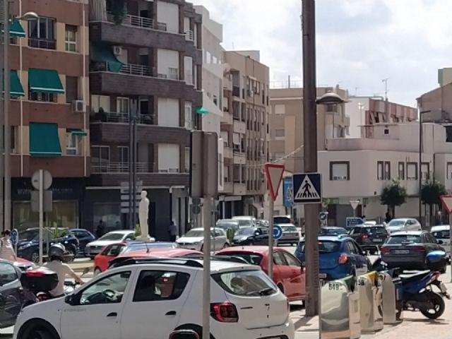 La nula planificación del gobierno socialista convierte Lorca en una ratonera para el tráfico: se tarda menos en ir a Murcia que en cruzar el centro de la ciudad - 2, Foto 2