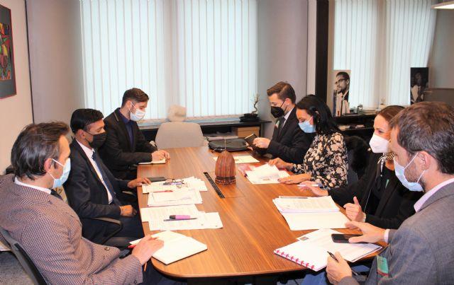 La Región pide en Bruselas mayor control y participación en la gestión de los fondos del Plan de Recuperación y Resiliencia - 2, Foto 2