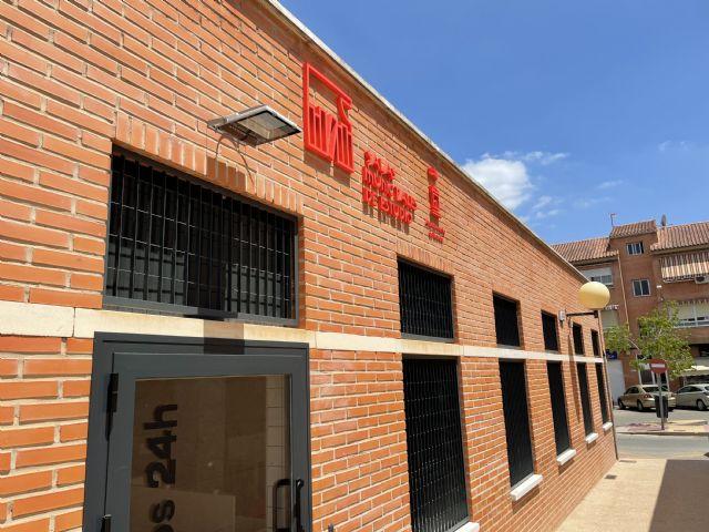 Aljucer cuenta desde hoy con una nueva sala de estudio 24 horas totalmente remodelada - 1, Foto 1