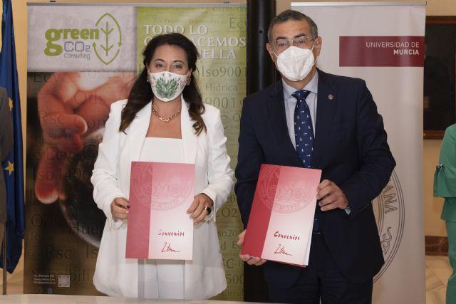 La Universidad de Murcia y Green Co2 crean la primera Cátedra de Carbono Azul en España - 1, Foto 1